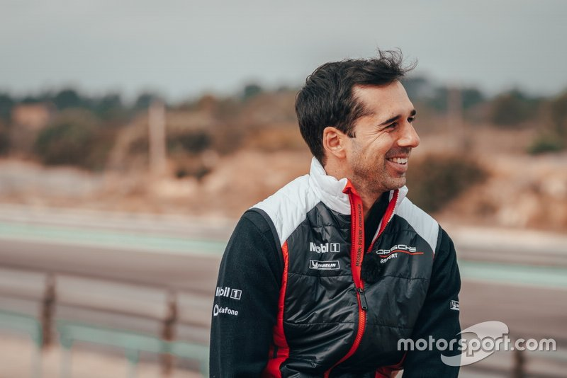 Нил Джани, Porsche Formula E