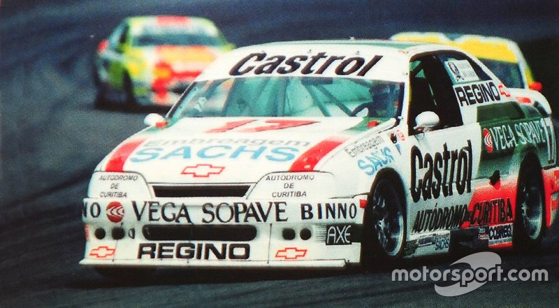 1996 - Ingo Hoffmann (9) - Chevrolet Omega