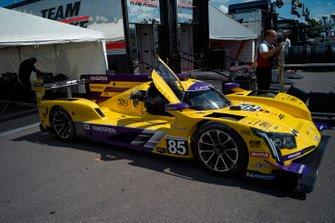 #85 JDC-Miller Motorsports Cadillac DPi, DPi: Misha Goikhberg, Tristan Vautier, Juan Piedrahita