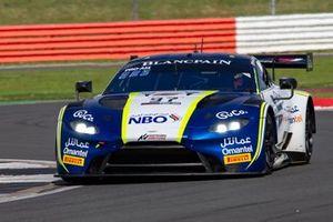 #97 Oman Racing with TF Sport Aston Martin Vantage AMR GT3: Salih Yoluc, Ahmad Al Harthy, Charlie Eastwood