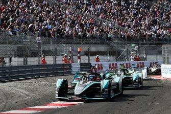 Mitch Evans, Panasonic Jaguar Racing, Jaguar I-Type 3, Alex Lynn, Panasonic Jaguar Racing, Jaguar I-Type 3