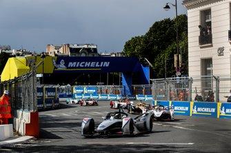 Felipe Massa, Venturi Formula E, Venturi VFE05, Maximillian Gunther, GEOX Dragon Racing, Penske EV-3, Andre Lotterer, DS TECHEETAH, DS E-Tense FE19