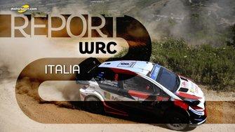Copertina Report Rally Italia Sardegna