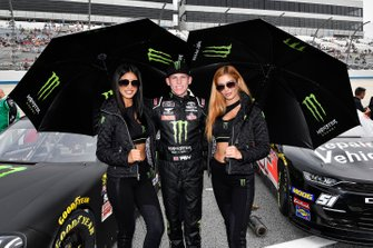 Riley Herbst, Joe Gibbs Racing, Toyota Supra Monster Energy Monster Girls