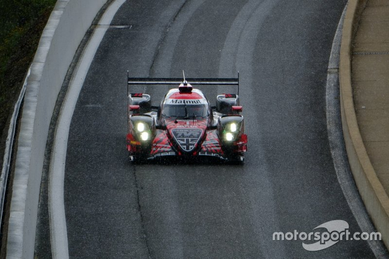 #1 Rebellion Racing Rebellion R-13: Neel Jani, André Lotterer, Bruno Senna
