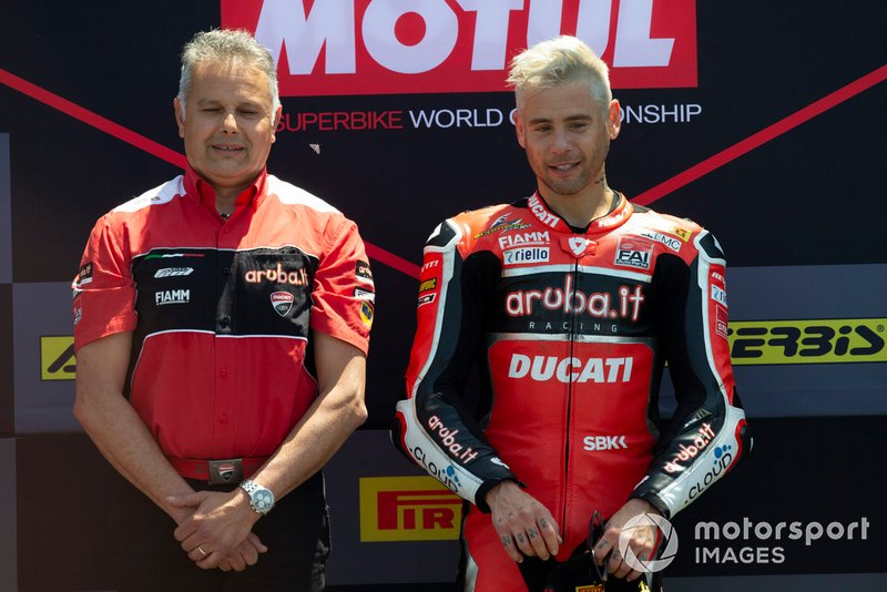 Foti, Alvaro Bautista, Aruba.it Racing-Ducati Team