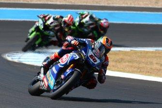Michael van der Mark, Pata Yamaha, Jonathan Rea, Kawasaki Racing, Leon Haslam, Kawasaki Racing