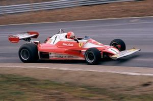 Lauda, Ferrari 312 T2