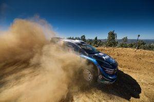 Teemu Suninen, M-Sport Ford, Ford Fiesta WRC 2019