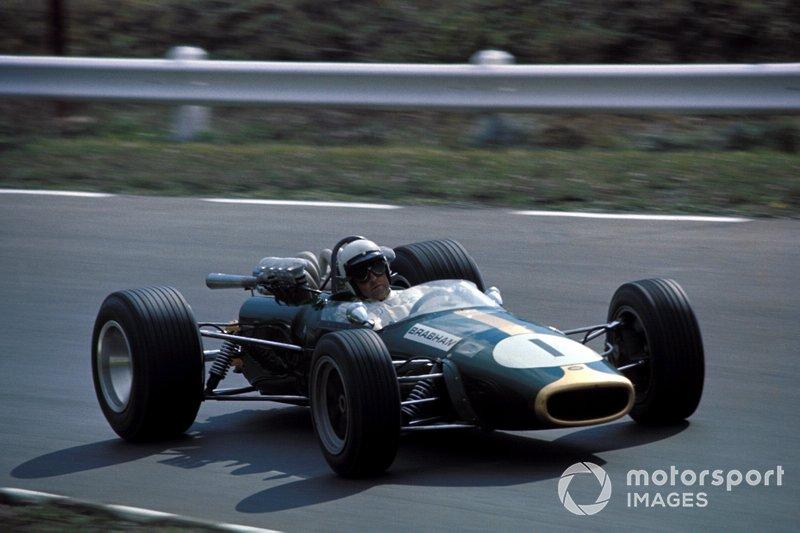 1967 Jack Brabham, Brabham