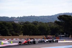 Richard Verschoor, MP Motorsport and Felipe Drugovich, Carlin Buzz Racing