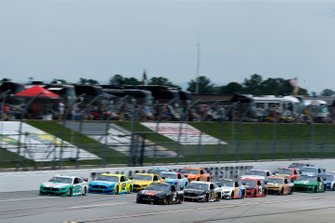 Joey Logano, Team Penske, Ford Mustang MoneyLion Brad Keselowski, Team Penske, Ford Mustang Snap on