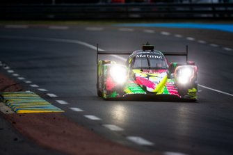 #1 Rebellion Racing, Rebellion R13-Gibson: Andre Lotterer, Neel Jani, Bruno Senna