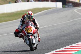 Dominique Aegerter, Forward Racing