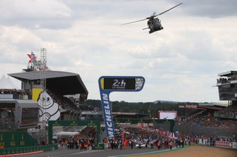 Parrilla de Le Mans