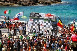 Podio: Dani Sordo, Hyundai Motorsport