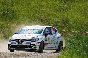 Nicolas Lathion, Yannick Schriber, Renault Clio R3T, DMAX Swiss