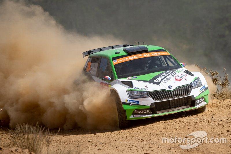 Jan Kopecky, Pavel Dresler, Škoda Motorsport