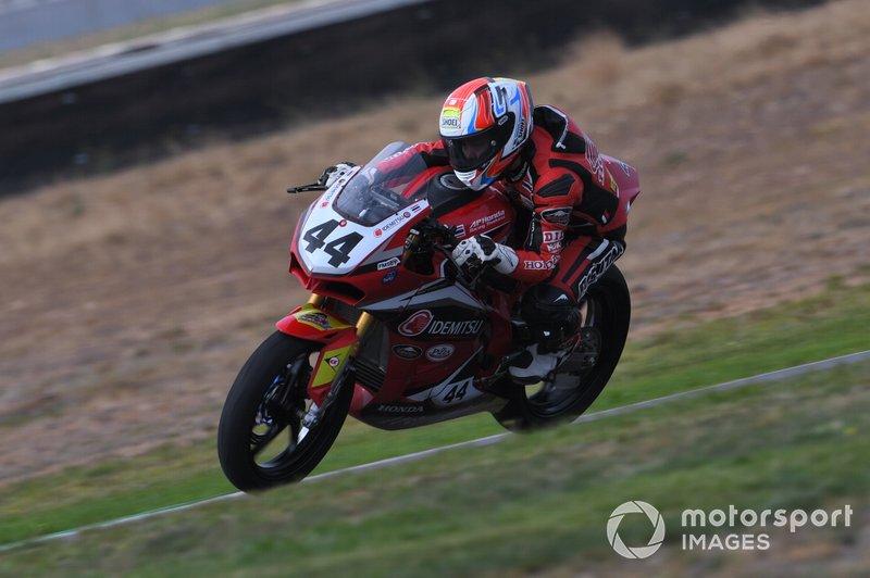 Muklada Sarapuech, AP Honda Racing Thailand