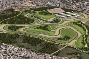 Rio Racepark proposed design