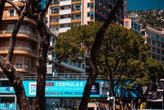 Monaco ePrix bridge