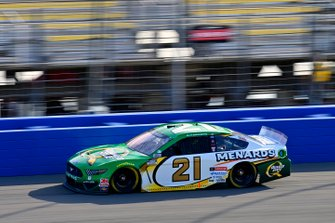 Matt DiBenedetto, Wood Brothers Racing, Ford Mustang Menards / Quaker State