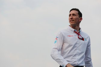 James Barclay, Team Director, Panasonic Jaguar Racing