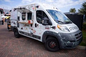 The least popular food truck in Daytona