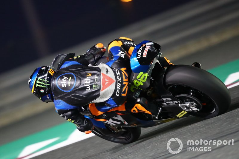 Luca Marini, Sky Racing Team VR46