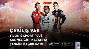 F1 Çekilişi