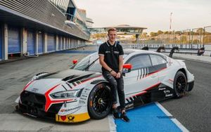 Фабио Шерер, Audi Sport Team WRT