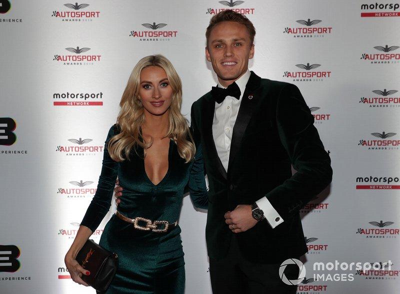 Гости Autosport Awards, Макс Чилтон