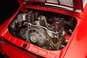 Moteur de la Porsche 911 S 1970