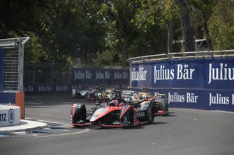 Sébastien Buemi, Nissan e.Dams, Nissan IMO2 Jean-Eric Vergne, DS Techeetah, DS E-Tense FE20