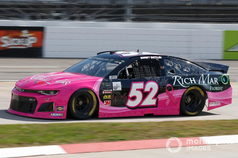 Garrett Smithley, Rick Ware Racing, Chevrolet Camaro RICH MAR FLORIST