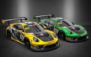 Absolute Racing Porsche Bathurst 12 Hour line-up