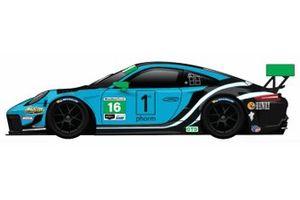 Wright Motorsport livery