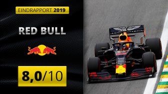 Eindrapport 2019 Red Bull Racing