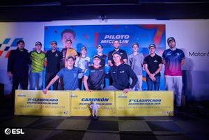 Final del Piloto Michelin 2019