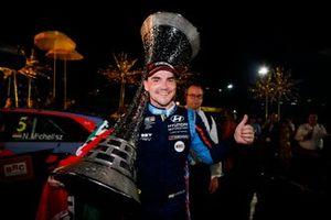 Champion Norbert Michelisz, BRC Hyundai N Squadra Corse Hyundai i30 N TCR