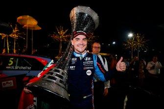 Чемпион 2019 года Норберт Михелис, BRC Hyundai N Squadra Corse, Hyundai i30 N TCR