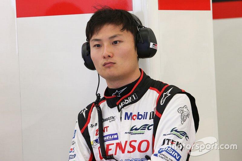 #46 Kenta Yamashita, Super GT