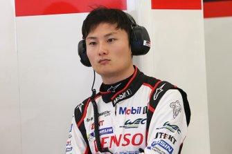Kenta Yamashita, Toyota Gazoo Racing
