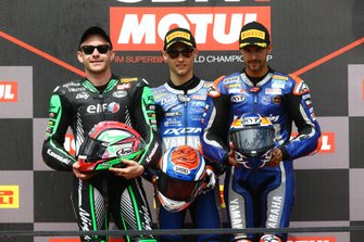 Lucas Mahias, Kawasaki Puccetti Racing, Jules Cluzel, GMT94 Yamaha, Isaac Vinales,