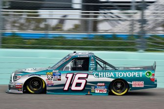 Austin Hill, Hattori Racing Enterprises, Toyota Tundra Chiba Toyopet