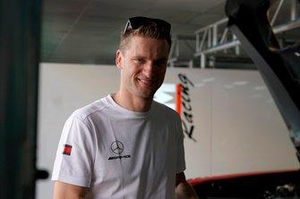 #888 Mercedes-AMG Team GruppeM Racing Mercedes AMG GT3: Maro Engel