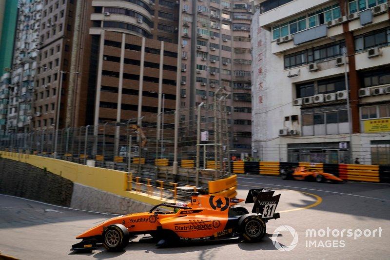 #31 Alessio Deledda, Campos Racing