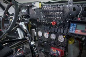 SsangYong Korando DKR interior detail