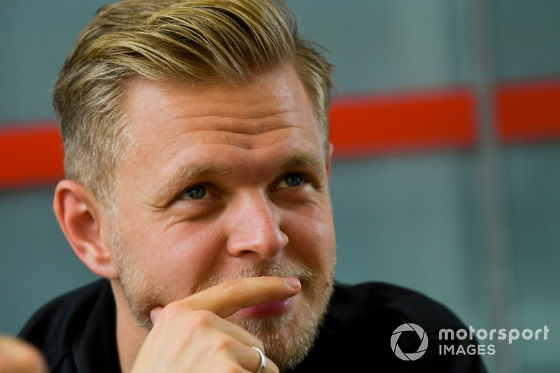 Kevin Magnussen, Haas F1