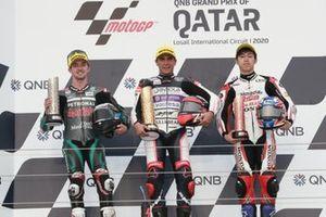 John McPhee, SIC Racing Team, Alberts Arenas, Ai Ogura, Honda Team Asia